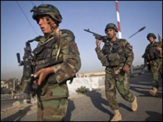 अफ़ग़ानिस्तान सेना