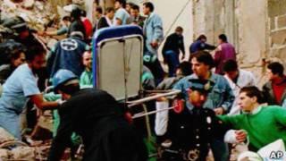 Взрыв в Буэнос-Айресе