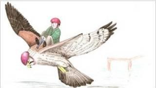 Film Kes tentang mesin terbang