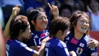 Женская сборная Японии по футболу