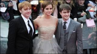 Прем'єра фільму про Гаррі Поттера