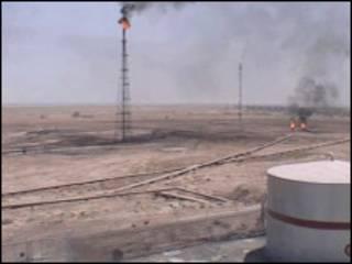 ईरान तेल