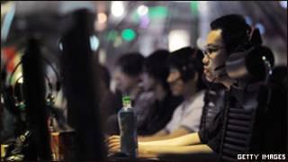 اینترنت در چین