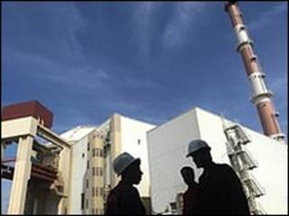 ईरान का परमाणु संयंत्र