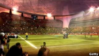 stadion di qatar