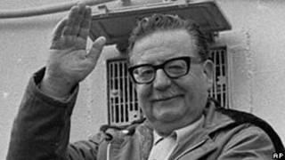 Salvador Allende/AP