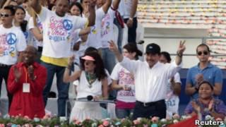 Presidente Daniel Ortega, da Nicarágua. Reuters