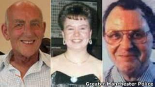 Vítimas Foto: Greater Manchester Police