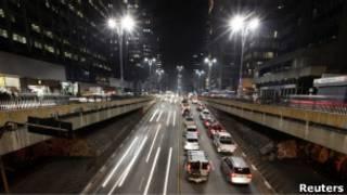 São Paulo (Foto: Reuters)
