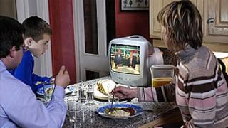 Семейный просмотр телепрограмм