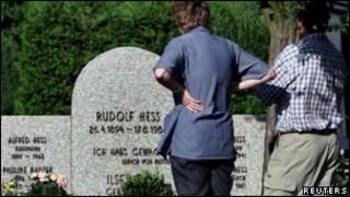 قبر رودلف هس