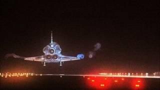 "Последнее приземление шаттла ""Атлантис"""