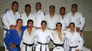 تیم کاراته جوانان ایران