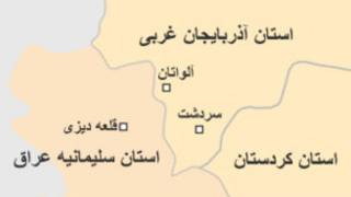 نقشه منطقه