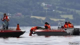 Busca de vítimas Foto: Reuters