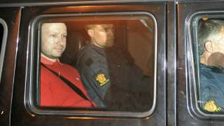 Anders Behring Breivik Foto: AP