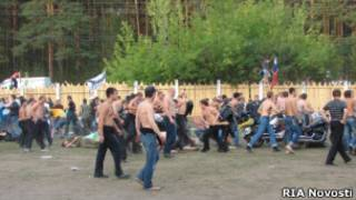 Нападение на гостей рок-фестиваля в Миассе