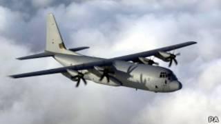 """Самолет С-130 """"Геркулес"""""""