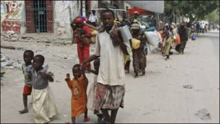सोमाली शरणार्थी