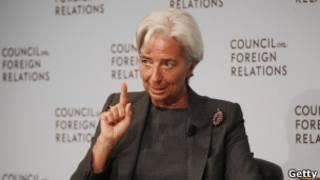 Lagarde/Getty