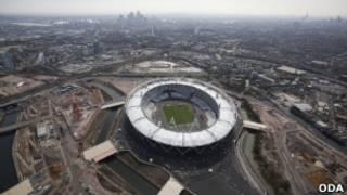 Лондондогу Олимпиада стадиону