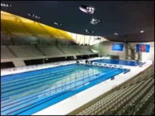 奥运游泳馆