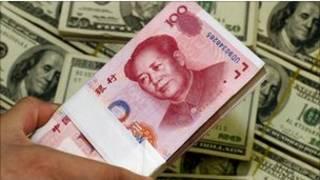 Yuan dan dollar