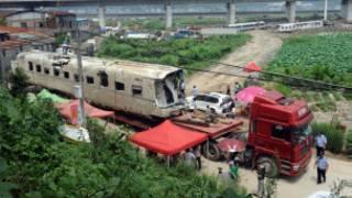 Vụ tai nạn tại Ôn Châu