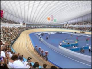 伦敦奥运自行车场馆