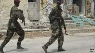 Mapigano Somalia