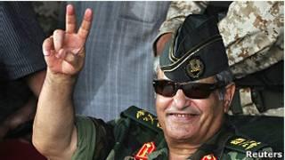 Abdel Fattah Younes (Reuters)