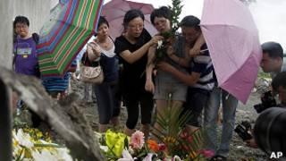 Траур в Китае