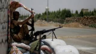 اشتباكات متقطعة بين الجيش والمعارضين