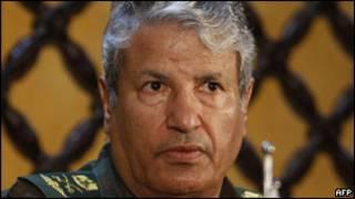 генерал Абдель Фатах Юнис