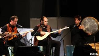 گروه موسیقی سنتی بامداد مشهد