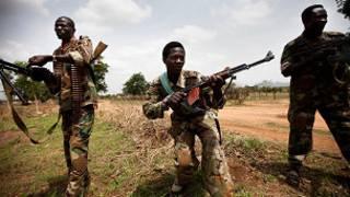 صورة من الأرشيف في جنوب السودان