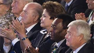 Sepp Blatter, umukuru wa FIFA