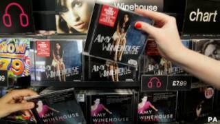 Альбом Эми Уайнхауз
