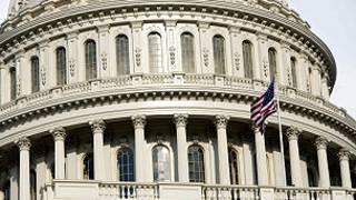Здание конгресса США (фото Рейтер)