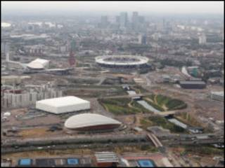 伦敦奥运公园
