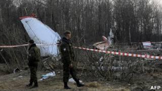 Авиакатастрофа под Смоленском