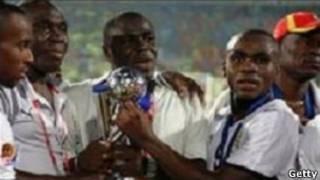 در سال 2009 غنا قهرمان این جام شد