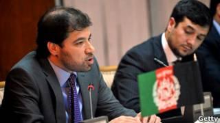 جاوید لودین، معاون وزیر خارجه افغانستان