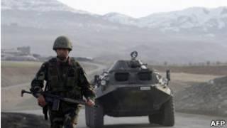 سرباز ارتش ترکیه