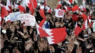 تظاهرات ضد دولتی در بحرین (آرشیو)