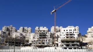 Asentamientos en Jerusalén Oriental