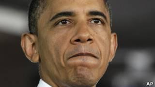 Presidente Barack Obama, dos Estados Unidos