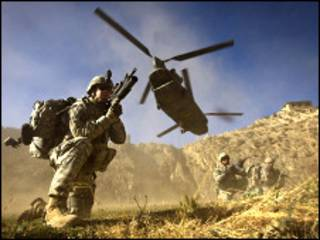 Sojan Amruka a Afghanistan