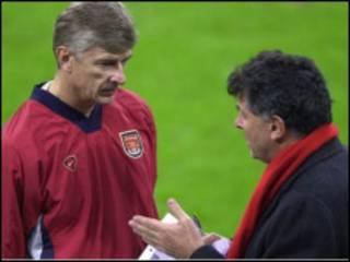David Dein da Arsene Wenger
