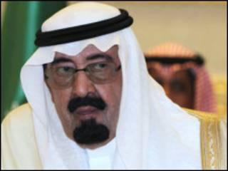 Sarki Abdullah na Saudiyya